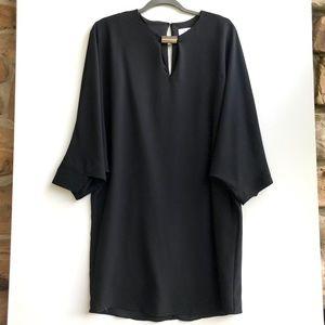 Belle Badgley Mischka Black Dress
